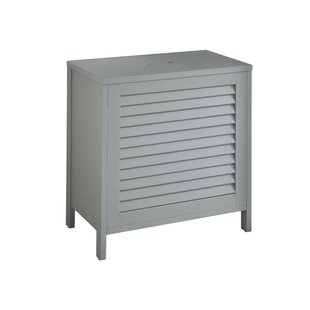 Raymundo Cabinet Laundry Bin By House Of Hampton