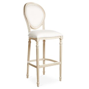 Hodges Patio Bar Stool with Cushion