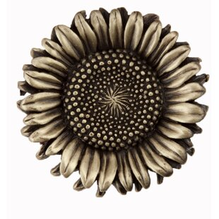 Sunflower Novelty Knob
