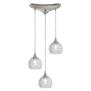 Ventnor 3-Light Pendant by..