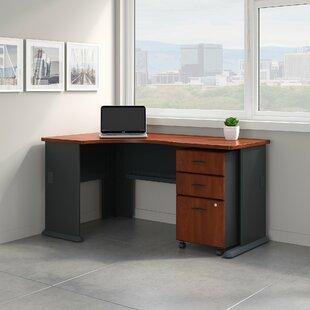 Series A Left Corner L-Shape Desk