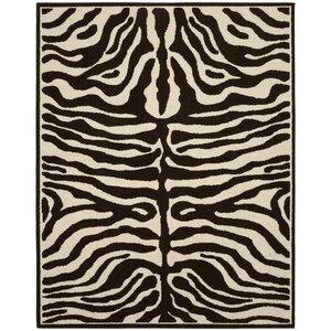 Safari Putty/Ivory Area Rug