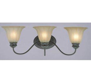 Westinghouse Lighting Giorgio 3 Light Vanity Light