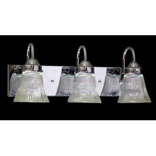 Elizalde 3-Light Vanity Light by Charlton Home