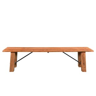 Mill Valley Acacia Wood Bench