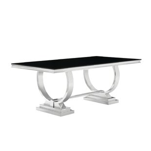 Rebeccah Dining Table Orren Ellis