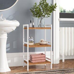 45 x 80cm Bathroom Shelf by Songmics