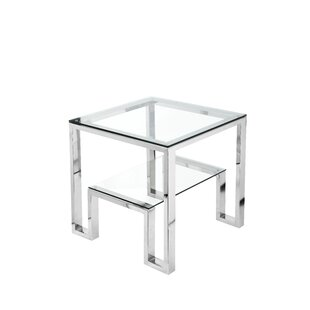 Ellesmere End Table by Willa Arlo Interiors