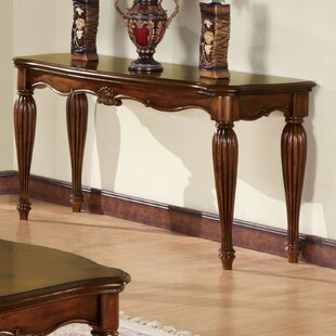 Welsh Console Table