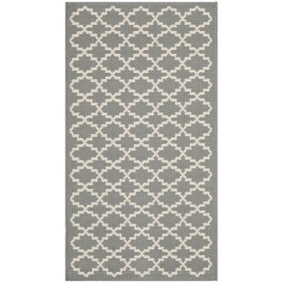 Bexton Anthracite/Beige Indoor/Outdoor Area Rug
