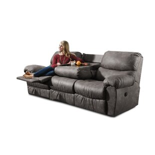 Compare Alviso Reclining Sofa By Loon Peak