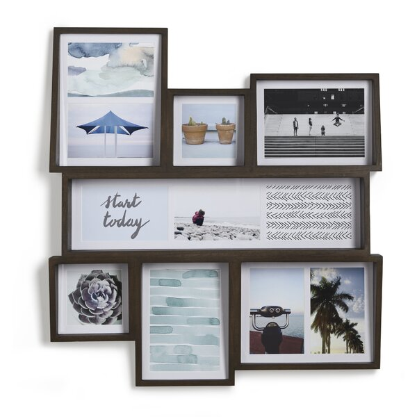 Edge 7 Opening Collage Wall Picture Frame & Reviews | Joss & Main