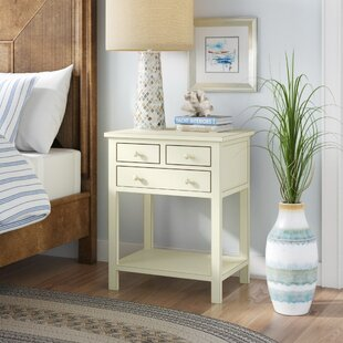 Buy clear Bartlett End Table By Beachcrest Home