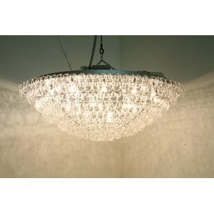 2nd Ave Design Custom 21-Light Semi Flush Mount