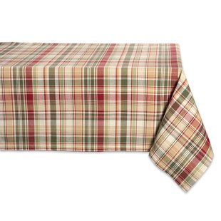 Tatiana Plaid Tablecloth