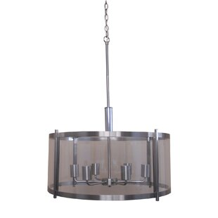 Latitude Run Alcocer 6-Light Chandelier