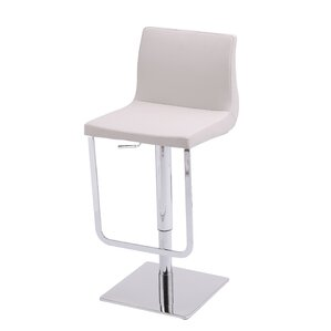 Lift Adjustable Height Swivel Bar Stool by Bellini Modern Living
