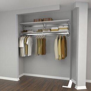 Best Deals Arrange A Space 92 W Closet System ByOrginnovations Inc