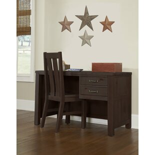 Compare Stella 23.75 W Writing Desk with Chair ByGrovelane Teen