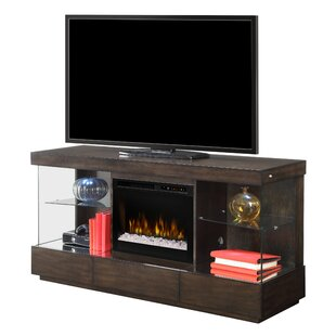 Camilla 70 inch  TV Stand with Electric Fireplace