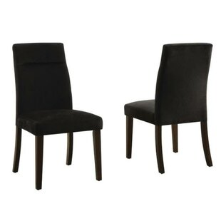 Ebern Designs Findley Upholstered Dining Chair (Set of 2)