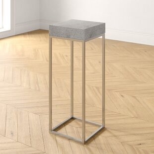Wendy Square Pedestal Plant Stand by Foundstone