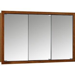 Ulises 48 x 30 Surface Mount Framed Medicine Cabinet