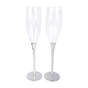 Patricia Sparkle Champagne Flute (Set of 2)