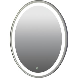 Ebern Designs Finklea LED Ring Light Accent Mirror