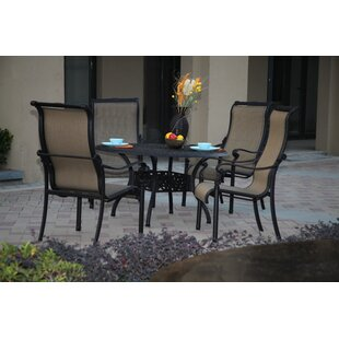 Darby Home Co Bagwell 5 Piece Dining Set