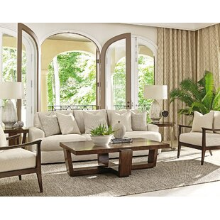 Read Reviews Laurel Canyon 3 Piece Coffee Table Set By Lexington