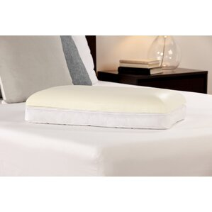 2 In 1 Bed Memory Foam Pillow by Luxury Home