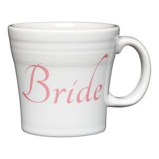 Tapered Bride Coffee Mug