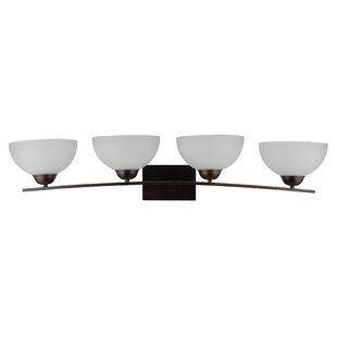 Whitfield Lighting Mickayla 4-Light Vanity Light