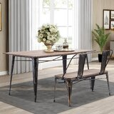 Dollins 2 - Piece Dining Set by Williston Forge