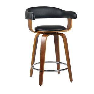 Dansby 61cm Swivel Bar Stool By Corrigan Studio