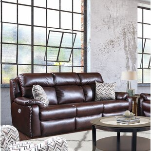 Ribbon Reclining Sofa by Southern Motion Reviews