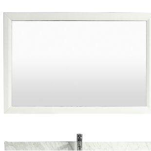Online Reviews Zeringue Bathroom/Vanity Mirror ByBrayden Studio