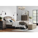 Thames Standard 3 Piece Bedroom Set by Three Posts