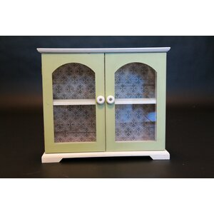 Glasschrank von Home Loft Concept