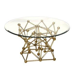 Worlds Away Molecule Coffee Table