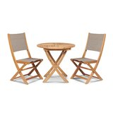 Folding Table Rosecliff Heights Small Patio Bistro Sets You Ll Love In 2021 Wayfair