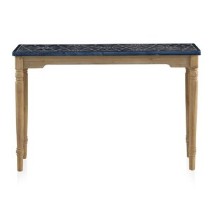 Review Cotto Console Table