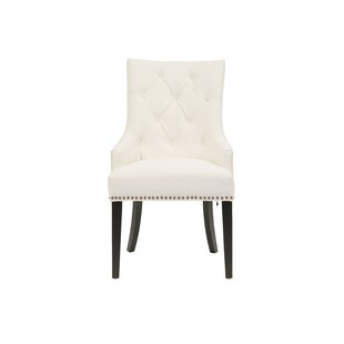Streater Upholstered Dining Chair (Set of..