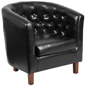 Hanaford Barrel Chair by Charlton Home