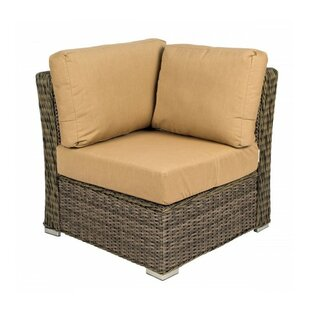 Bay Shore Patio Chair With Cushions by Woodard Modern