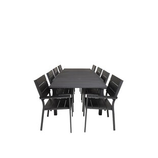 Geir 8 Seater Dining Set By Sol 72 Outdoor