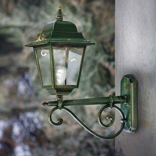 Mayflower 1 Light Wall Lantern By August Grove