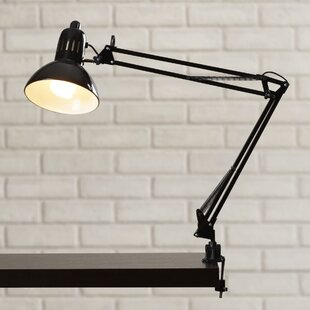 Buy clear Sylvan Place 35 Desk Lamp By Wrought Studio
