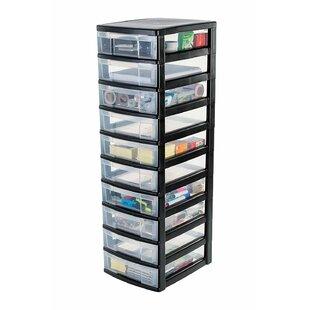 10 Drawer Filing Cabinet By IRIS